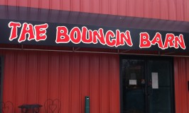 Thanksgiving at The Bouncin Barn