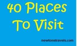 40 Places To Visit