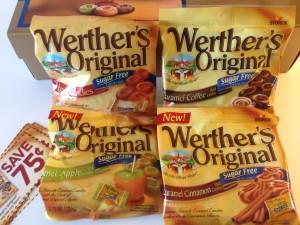 Werther's Original Sugar Free Candy