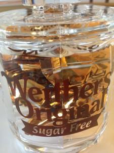 Werther's Sugar Free Candy