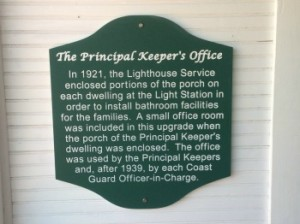 Principal Keeper's Office