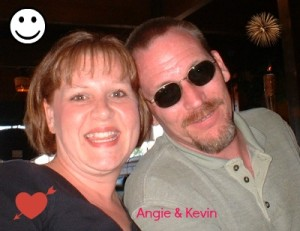 Angie and Kevin Newton