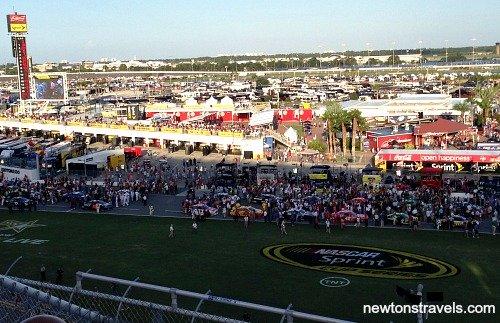 Daytona NASCAR Race