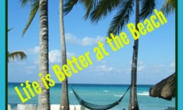 Quote: Life is Better at the Beach