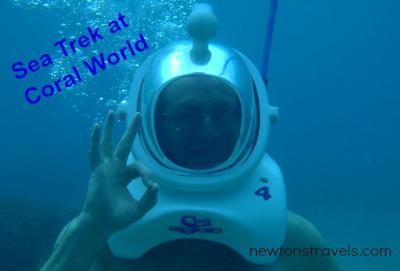 Sea Trek Coral World