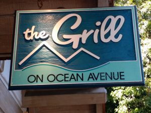The Grill on Ocean, Carmel, CA