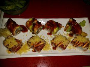 The Flying Fish sushi