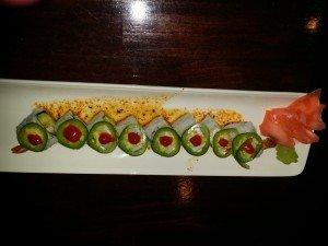 Sushi Thai sushi roll