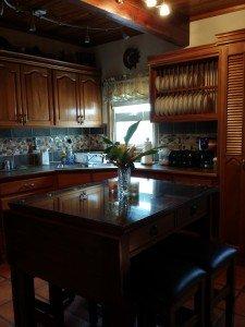 Casa Coral Kitchen