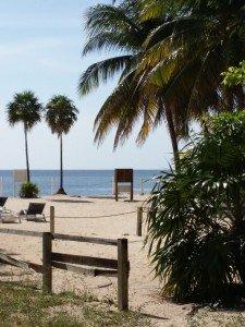 West Bay Beach Roatan, Honduras
