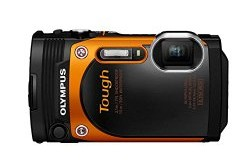 Olympus Tough Underwater Digital Camera