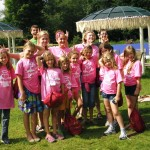 Summer Camp for Kids Affected by Cancer