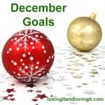 December Goals 2015