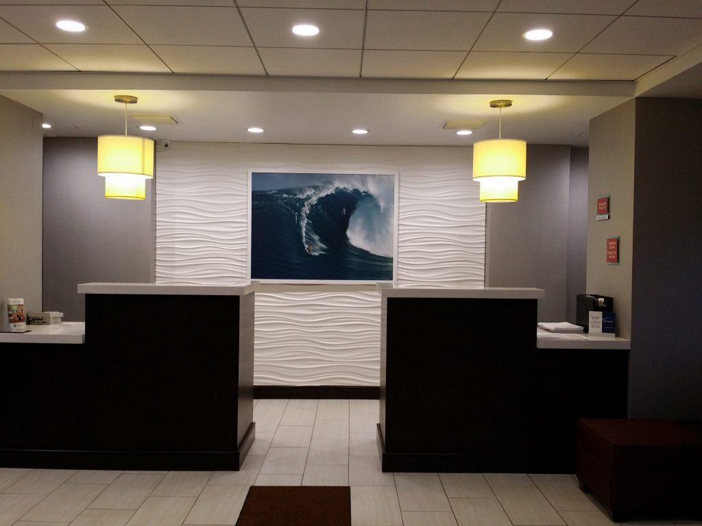 Daytona Inn Seabreeze Front Desk