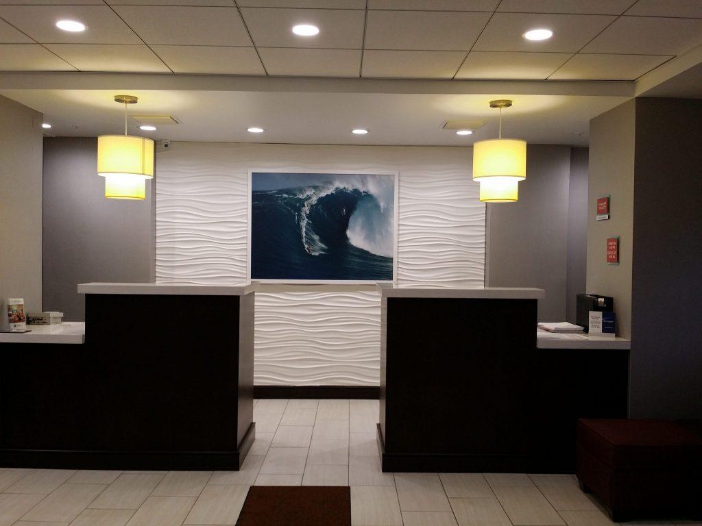 Daytona Inn Seabreeze Front Desk