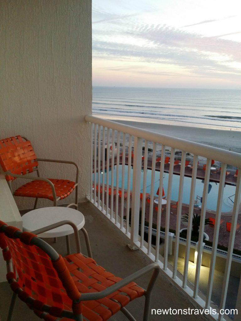 Daytona Inn Seabreeze Balcony Room 421