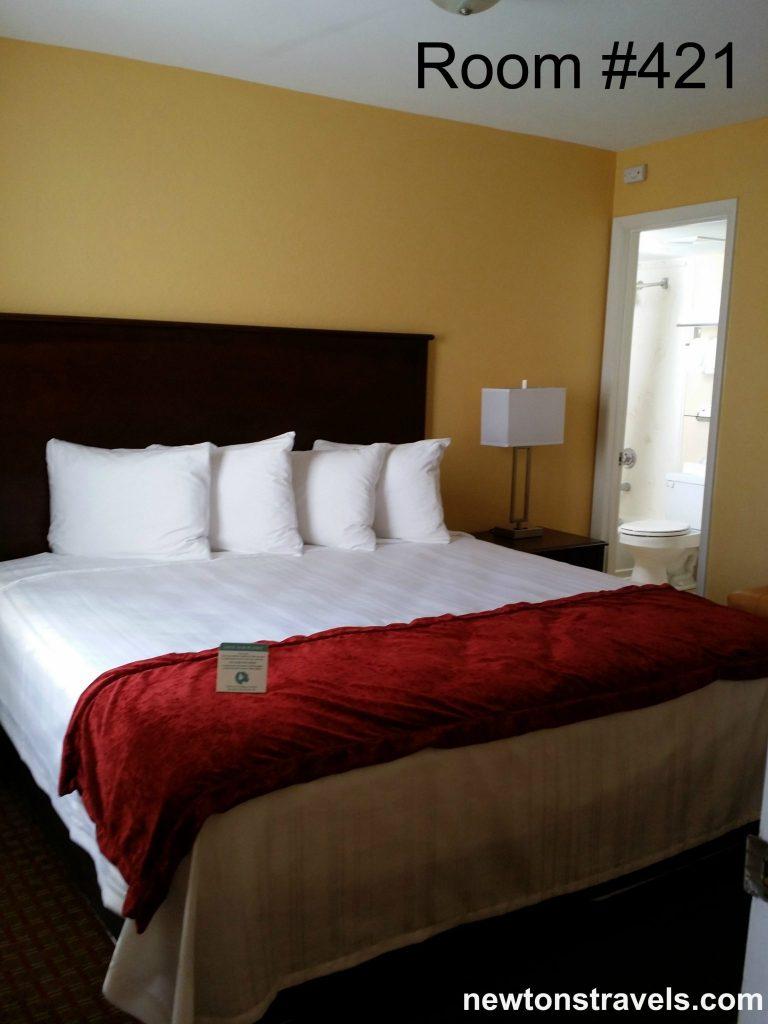 Daytona Inn Seabreeze King Room