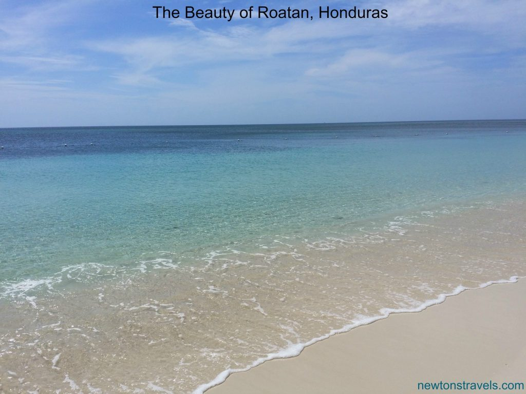 Beauty of Roatan Honduras
