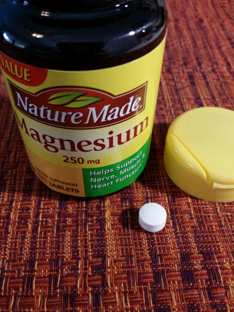 Nature Made Magnesium