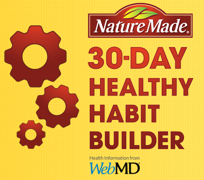 Nature Made Healthy Habit Builder