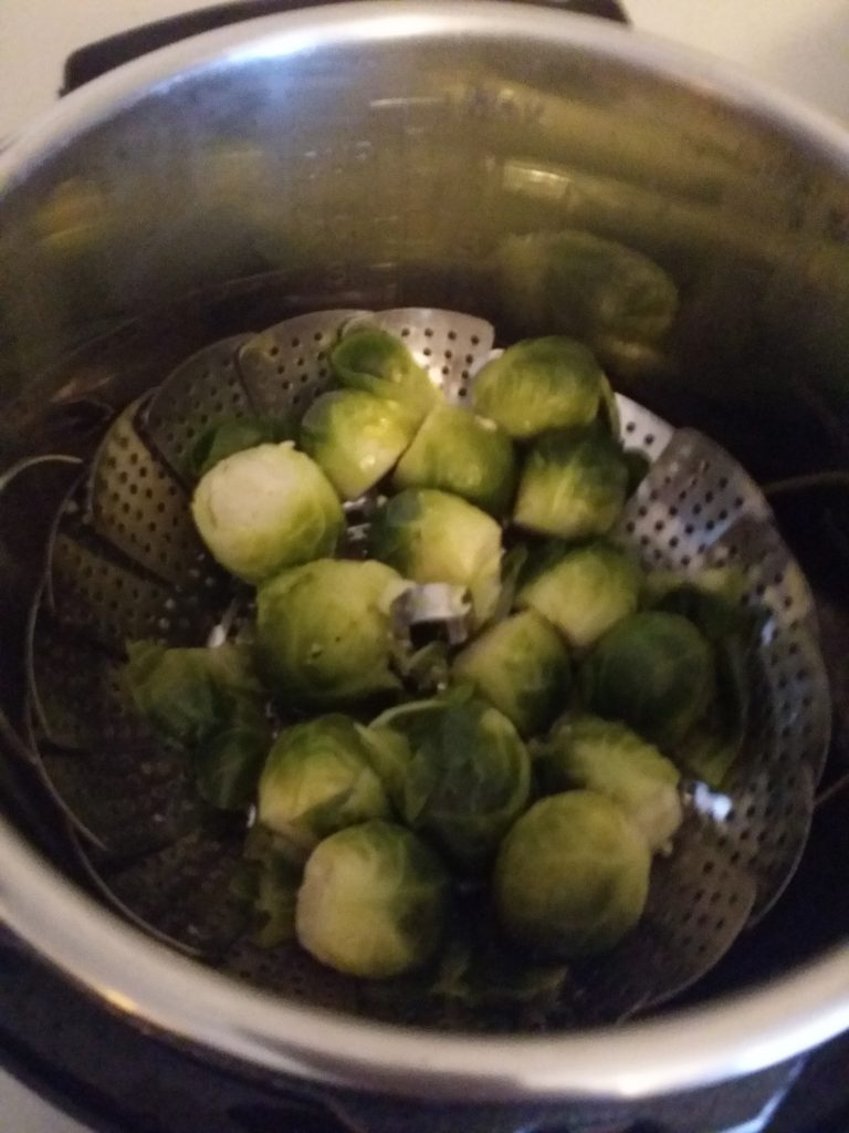 Brussels Sprouts After