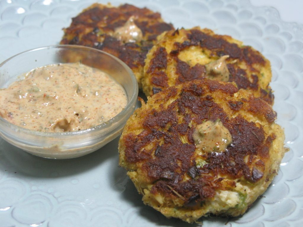 Paleo Crab Cakes Recipe