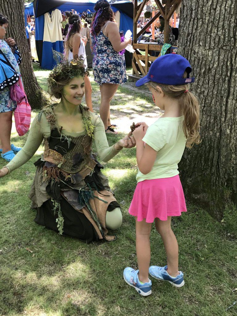 Fairy and Bella