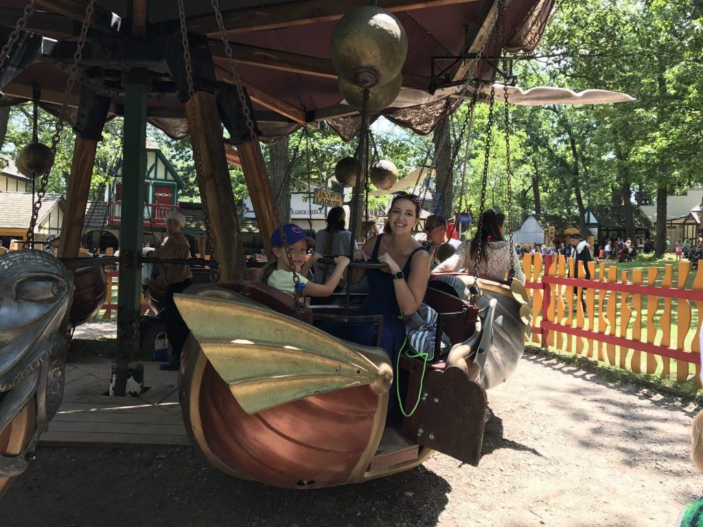 Ride at Bristol Renaissance Faire
