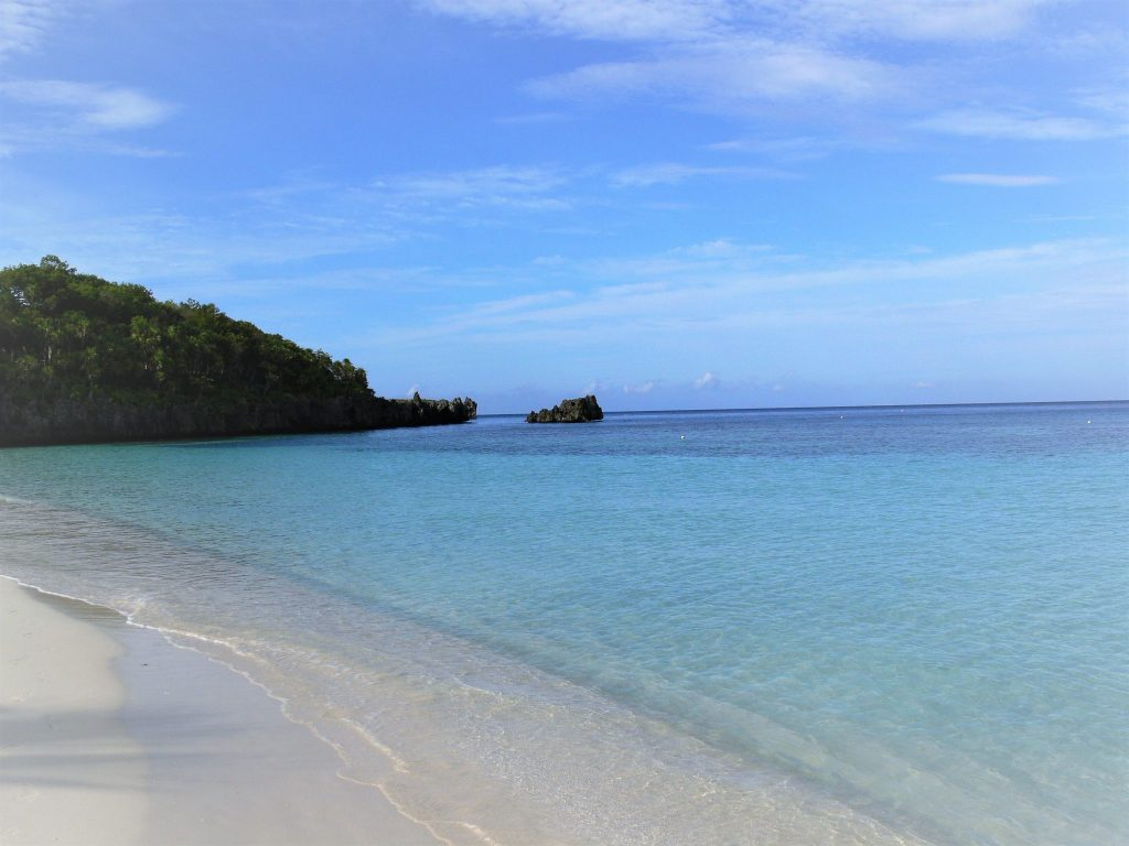 Iron Shore Roatan Honduras