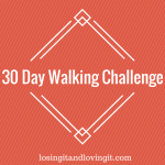 30 Day Step Walking Challenge