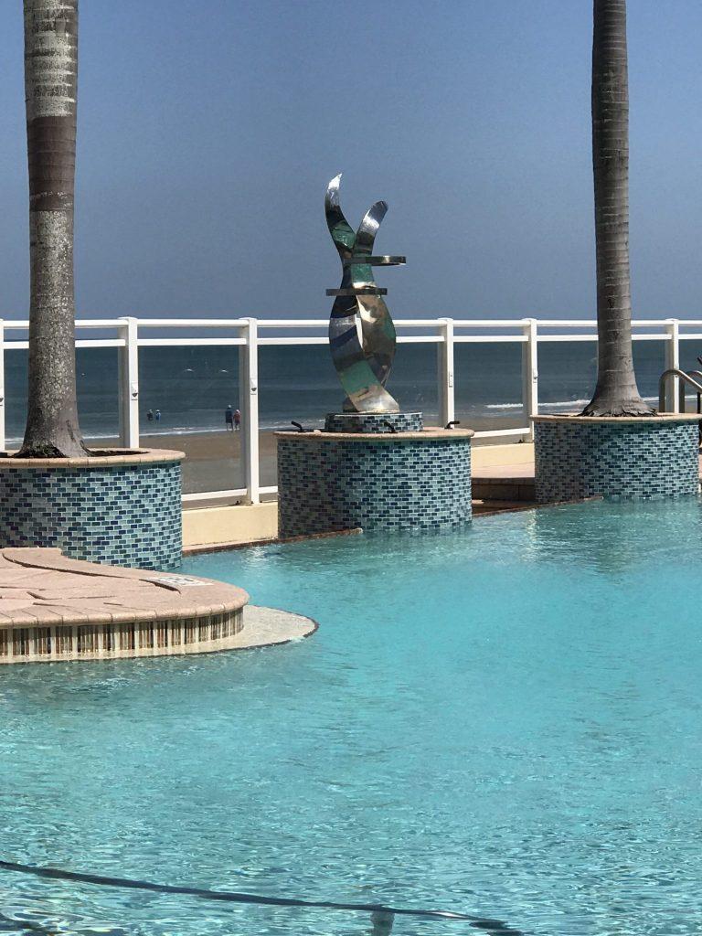 Pool at Residence Inn Marriott Daytona Beach