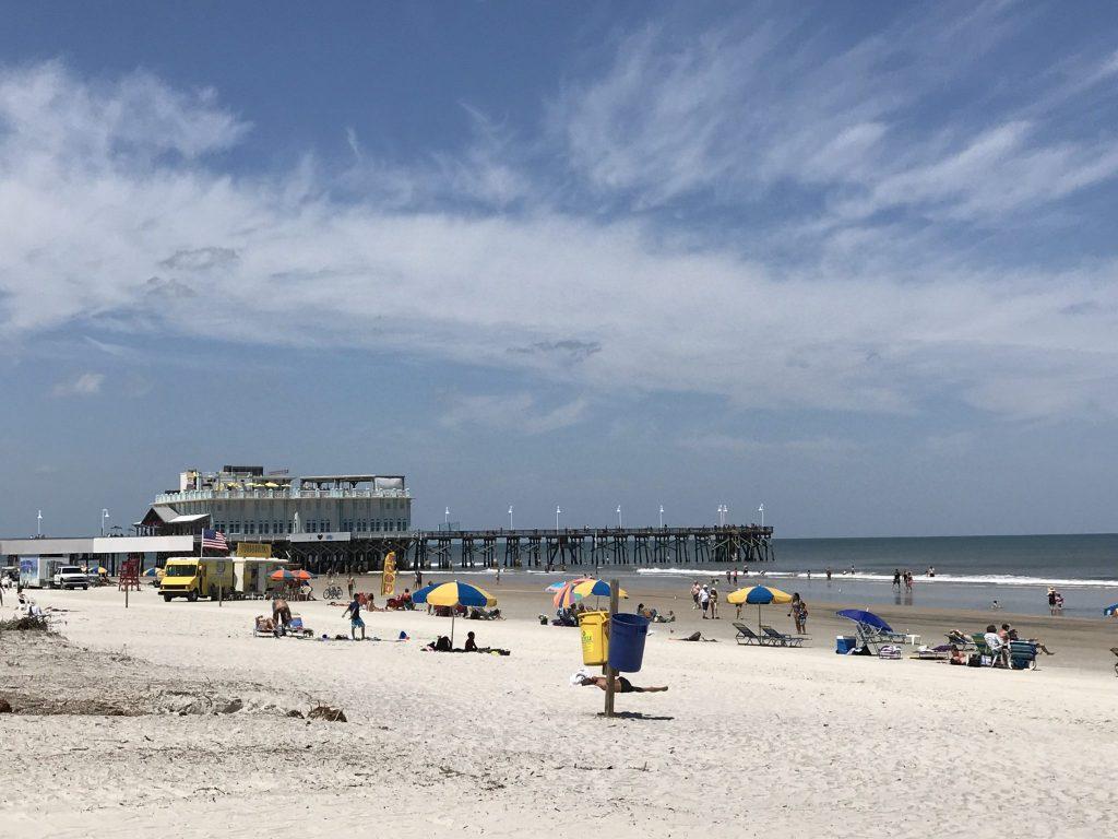 View from Ocean Deck (left)