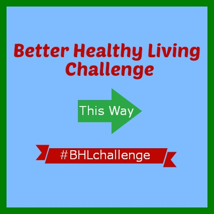 Better Healthy Living Challenge Blog Picture