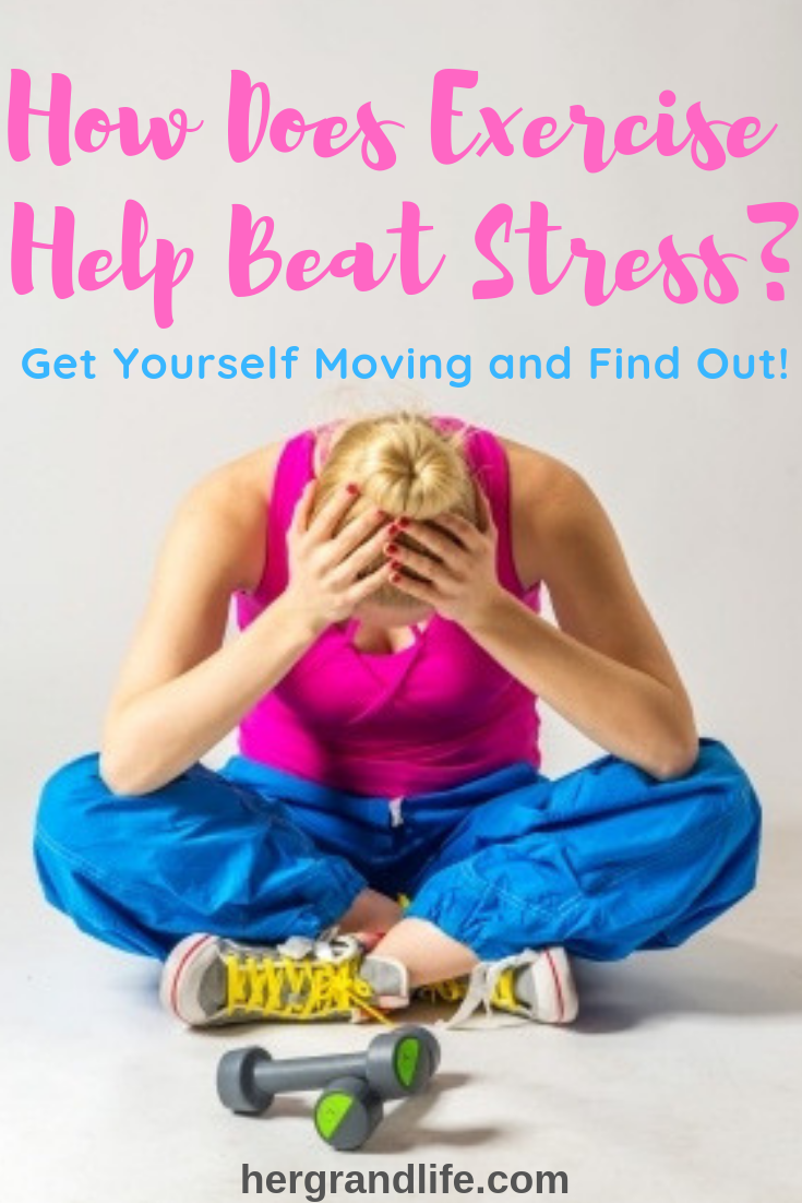Using Exercise to Beat Stress foto