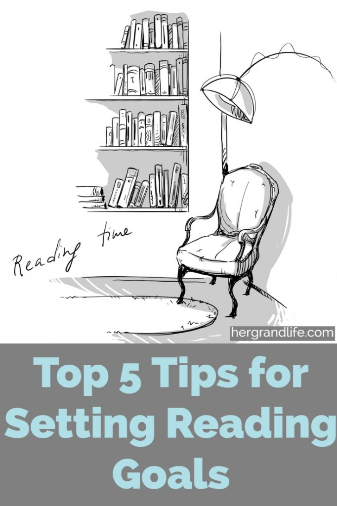 Top 5 Tips for Setting Reading Goals