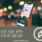 Travel Safe Apps