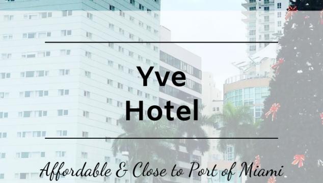 Yve Hotel Miami Florida