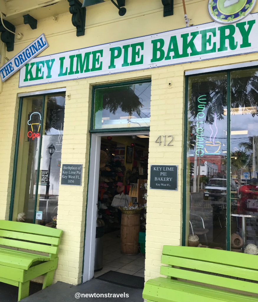 The Original Key Lime Pie Bakery, Key West, FL, Carnival Cruise port