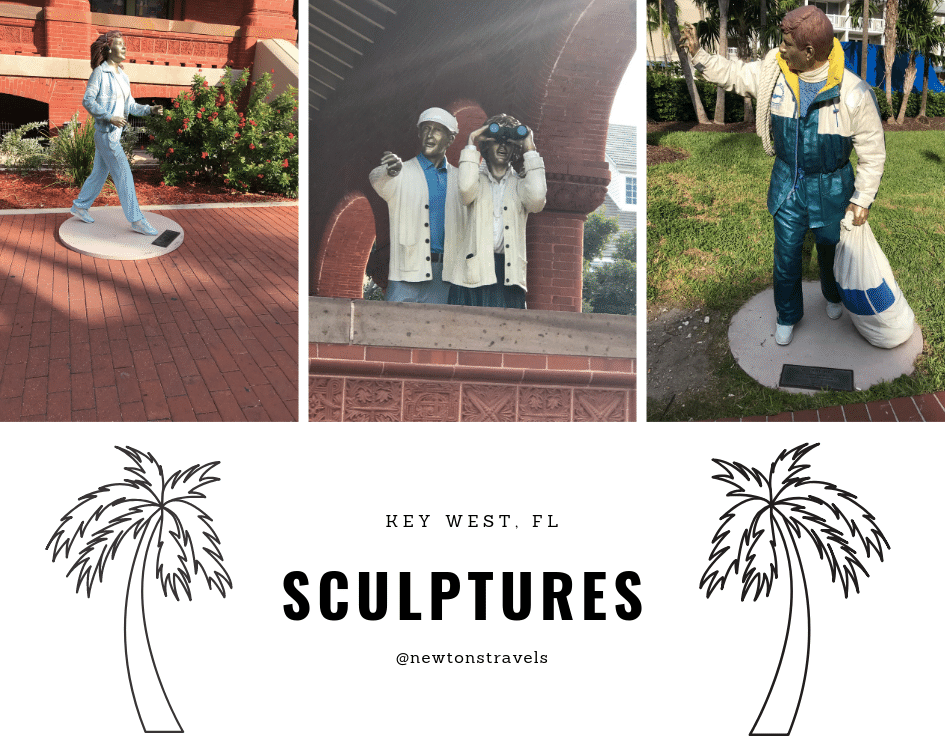 Key West, FL sculptures