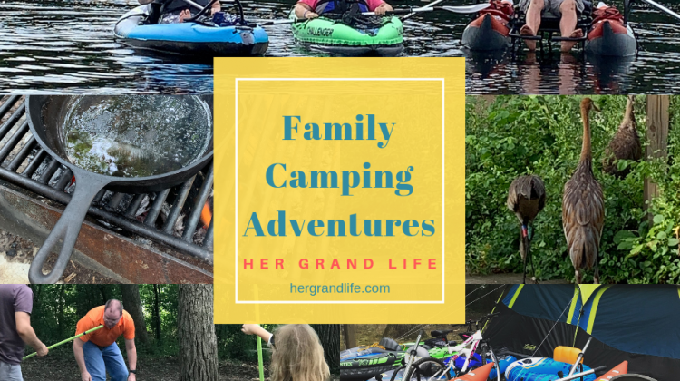 Family Camping Adventures