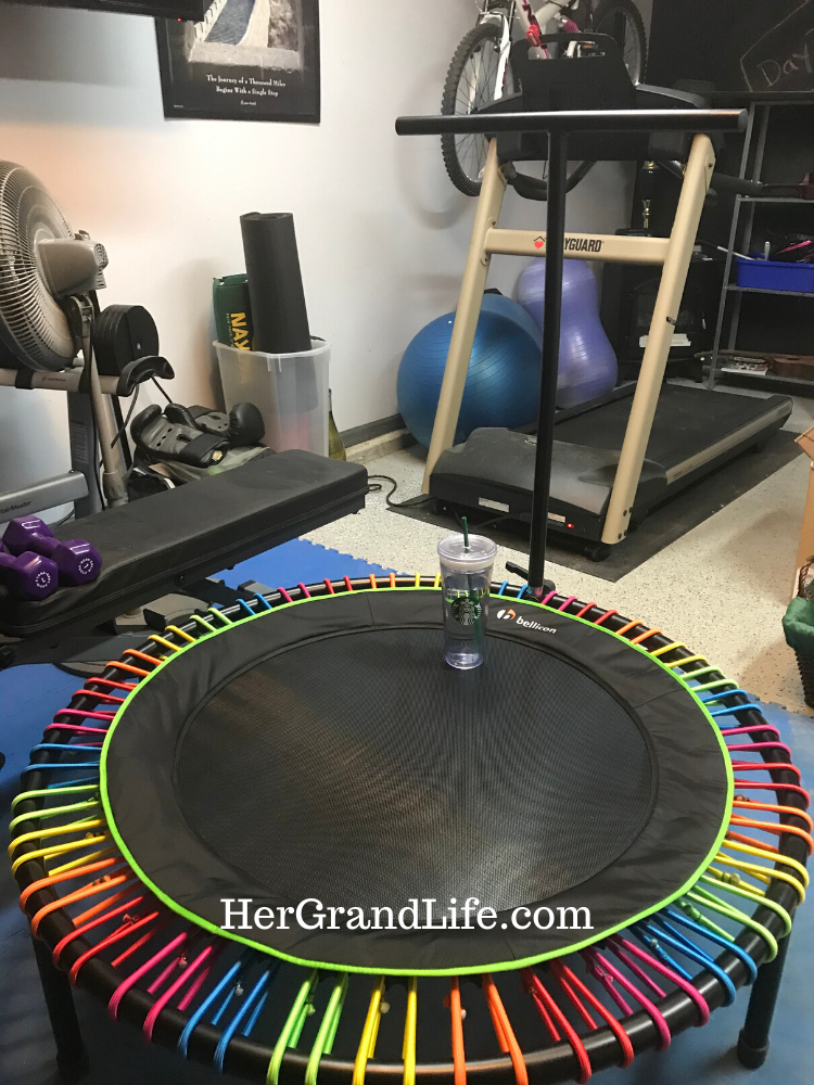 Are mini trampoline rebounder workouts really effective?