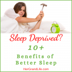 Benefits of Better Sleep