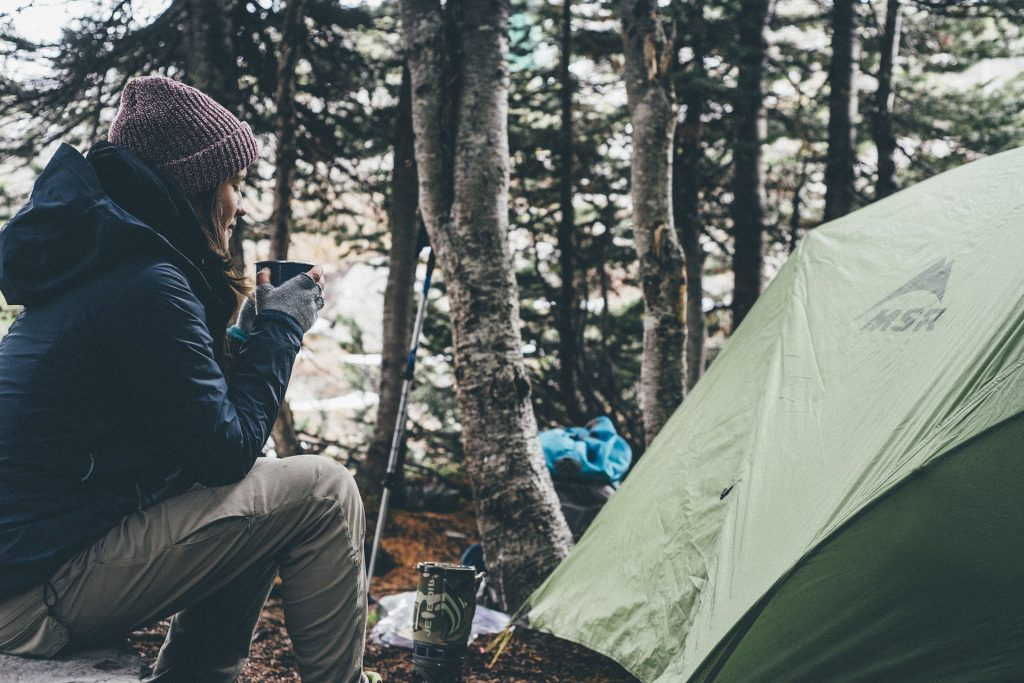 What are the best camping clothes?