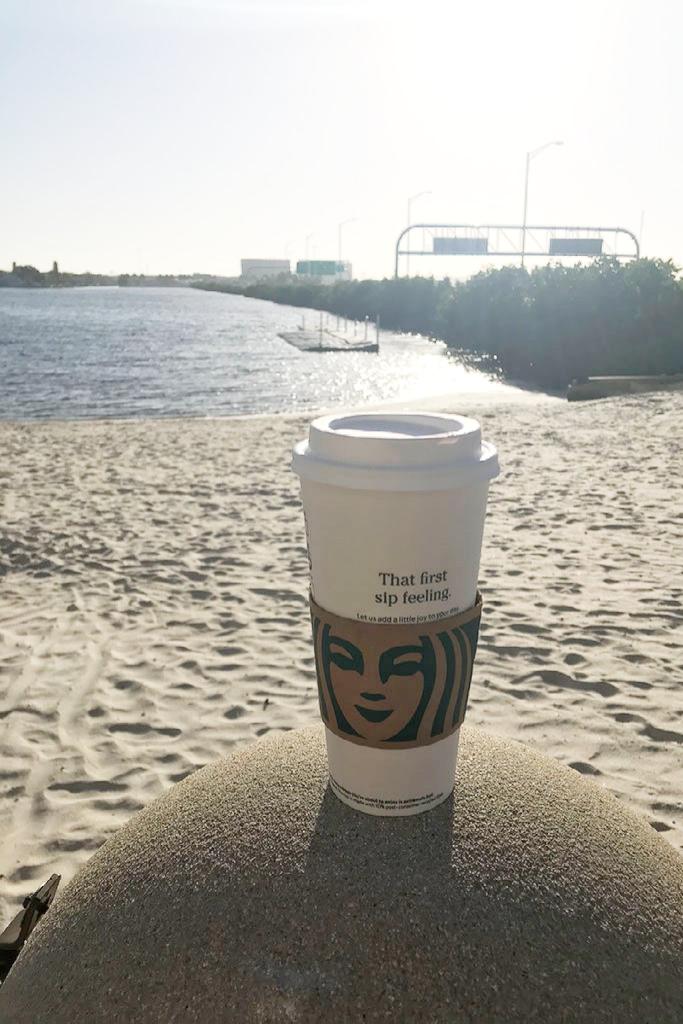 Coffee Westin Tampa Bay, Florida