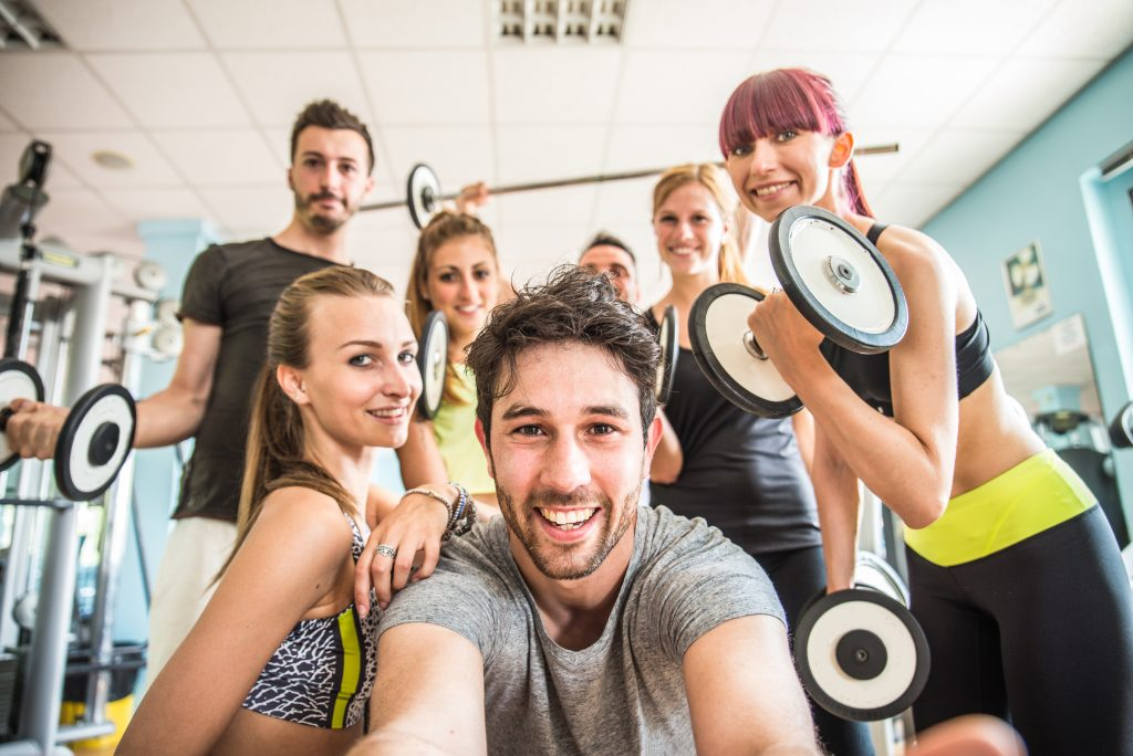 Healthy lifestyle goals accountability