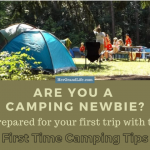 First Time Camping Tips