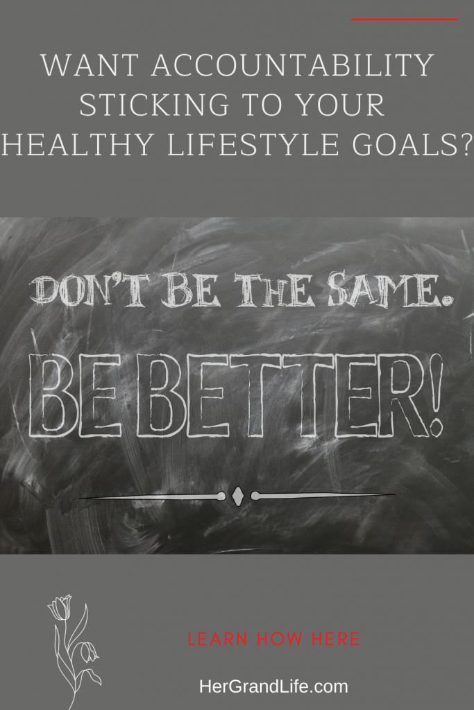 Healthy Lifestyle Goas