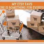 Etsy Favorites