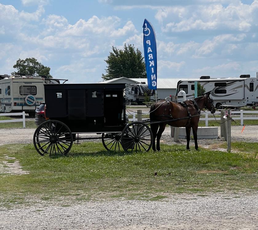 Shipshewana, Indiana RV park