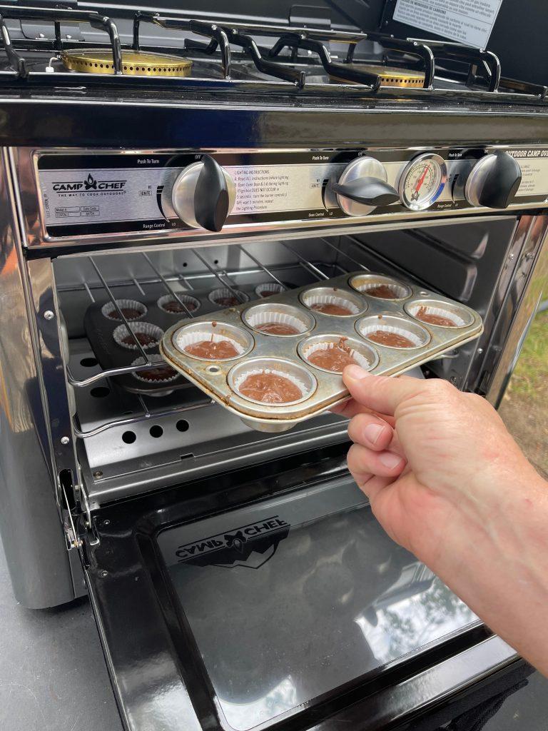 CampChef oven